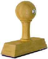 HANDSTEMPEL (50x10mm)