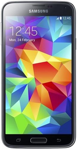 Samsung Galaxy S5 Plus Zwart