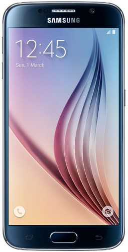 Samsung Galaxy S6 128 GB Zwart