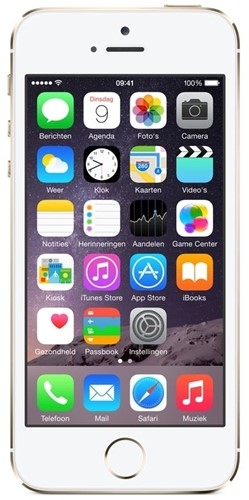 Apple iPhone 5S 32 GB Goud