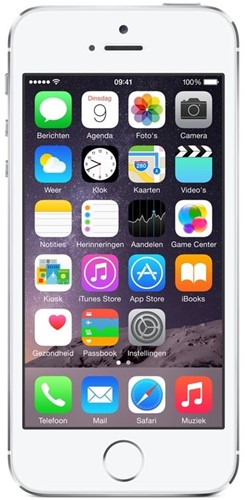 Apple iPhone 5S 16 GB Zilver
