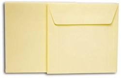 Enveloppen Papyrus 140x140mm ivoorwit