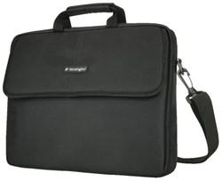 Laptoptas Kensington SP17 17inch classic sleeve zwart