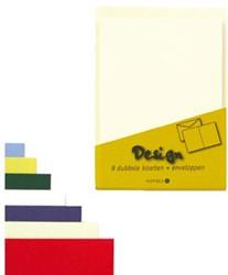 Enveloppen Papyrus 114x162mm wit