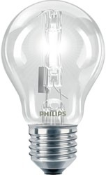 Halogeenlamp Philips Eco Classic 53W fitting E27