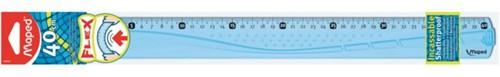 Liniaal Maped 244040 Flex soft 400mm assorti