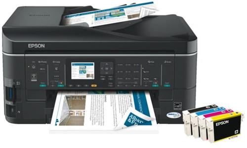 Multifunctional Epson Stylus office BX625FWD