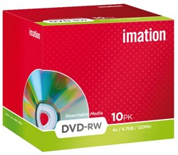 DVD-RW Imation 4x4.7GB
