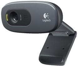 Webcam Logitech C270 zwart