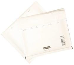 Cd envelop Quantore luchtkussen 175x200mm wit 5stuks