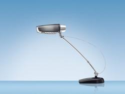 Bureaulamp Hansa Arcostar zwart