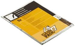 Envelop CleverPack protectpost 245x325mm zelfklevend wit 5st
