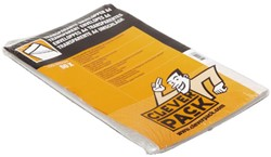 Envelop CleverPack akte A4 220x300mm zelfkl. transp. 50stuks