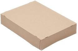 Paraatdoos CleverPack A5 218x155x55mm voor 500vel bruin 10st