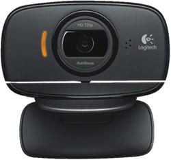 Webcam Logitech C525 zwart