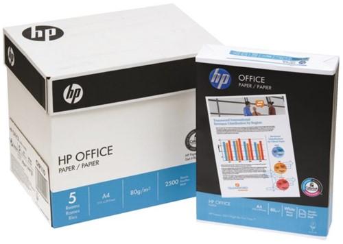 Kopieerpapier HP CHP110 office paper A4 80gr wit 500vel