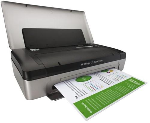 Inkjetprinter HP OfficeJet 100 mobile