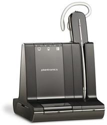 Headset Plantronics Savi office W740