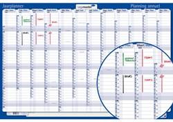 Jaarplanner Lega 422122 project 2016 60x90 plano