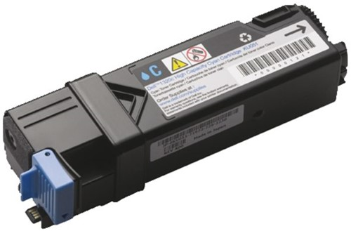 Tonercartridge Dell 593-10259 blauw HC