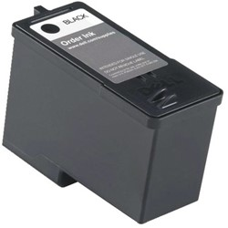 Inkjetcartridge Dell 592-10211 zwart HC