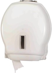 Dispenser PrimeSource Mini toiletpapier wit