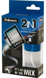 Reinigingsspray en doekjes Fellowes 2-in-1 50ml