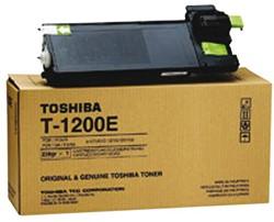 Tonercartridge Toshiba T-1200 zwart