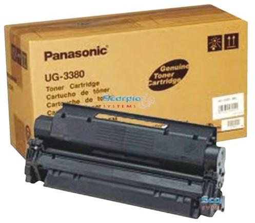 Tonercartridge Panasonic UG-3380 zwart