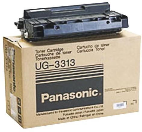 Tonercartridge Panasonic UG-3313 zwart