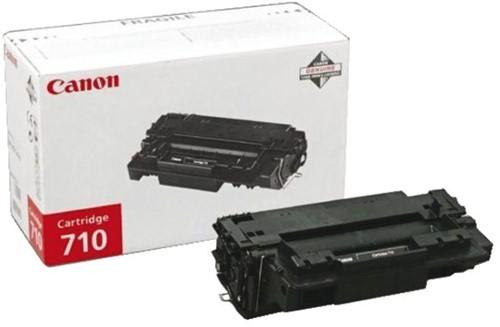 Tonercartridge Canon 710 zwart