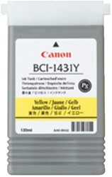 Inkcartridge Canon BCI-1431Y geel