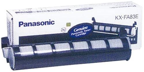 Tonercartridge Panasonic KX-FA83X zwart