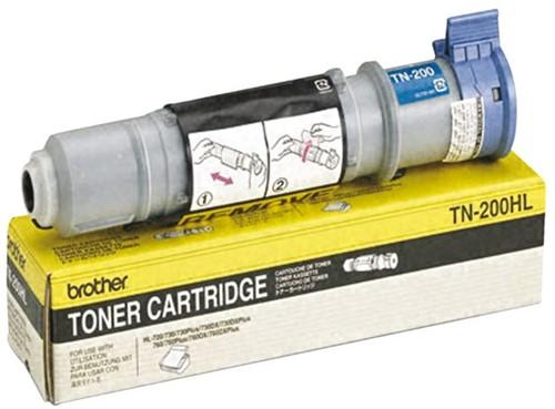 Tonercartridge Brother TN-200 zwart