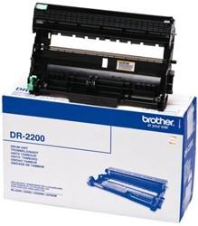 Drum Brother DR-2200 zwart