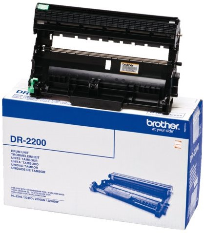 Drum Brother DR-2200 zwart