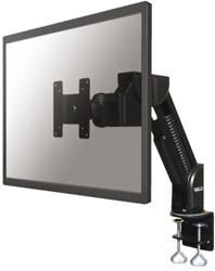 Flatscreenarm Newstar D600 zwart