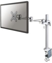 Flatscreenarm Newstar D935 1 scherm met bureauklem zilver