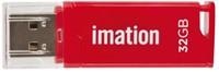 USB-STICK IMATION FD CLASSIC 32GB 2.0 RED