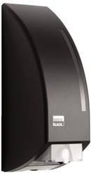 Dispenser Satino Black voor zeep