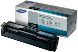 Tonercartridge Samsung CLT-C504S blauw