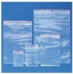 Verpakkingszak grip hersluitbaar 50my 80x120mm 100 stuks