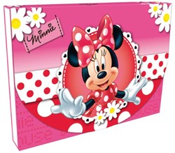 Notitieboek A6 Minnie Mouse met spiegel