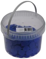 Consumptiemunt Combicraft blauw