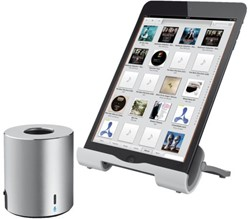 Speaker Trust Cylo wireless aluminium