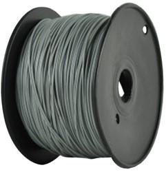 3D Filament 1.75mm 1kg grijs