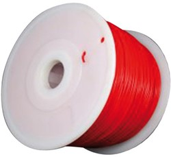 3D Filament 1.75mm 1kg rood