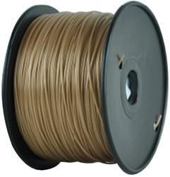 3D Filament 1.75mm 1kg goud