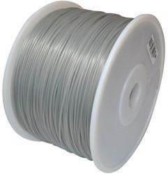 3D Filament 1.75mm 1kg zilver