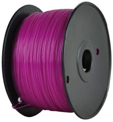 3D Filament 1.75mm 1kg paars